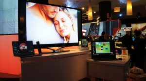 lenovo television demo
