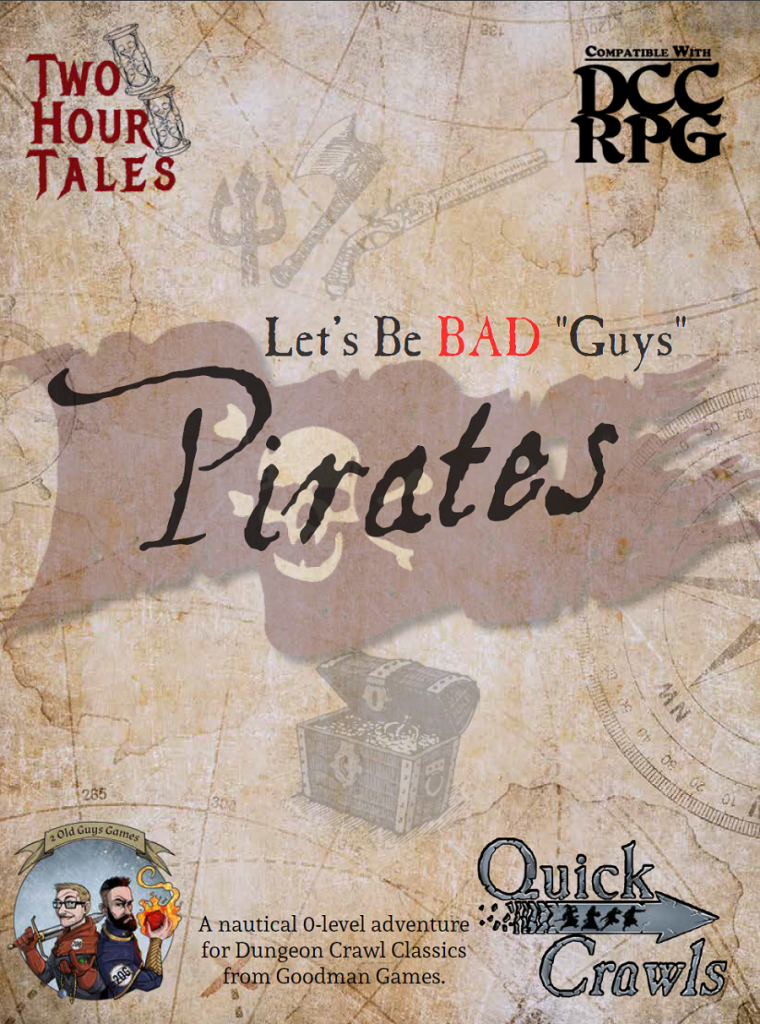 let's be bad guys pirates cover